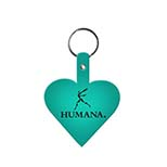 Heart-Shaped Key Tag