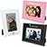 "White Stitched Edge Frame-4"" x 6"" - Awards Motivation Gifts"