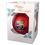 3 1/4 Ornament Ball - Shatterproof