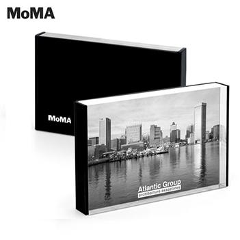 """MoMA Acrylic 4"""" x 6"""" Photo Frame - Awards Motivation Gifts"""