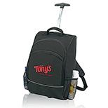 Sleek Wheeled Backpack