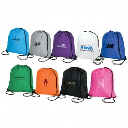 Luxe 210d Drawstring Backpack