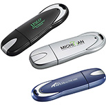Sleek USB Flash Drive v.2.0 4GB (4GB)