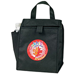 Lunch Tote with Bottle Pocket