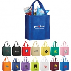 The Little Mayo Grocery Tote