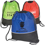 NonWoven Consistent Drawstring Backpack