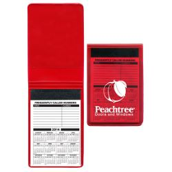 Translucent Memo Book with Calendar
