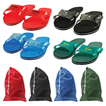 Sporty Flip Flops