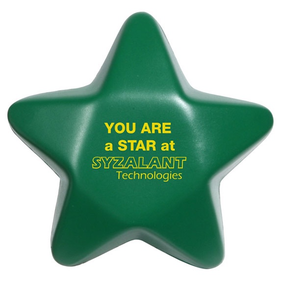 Star Shaped Stress Toy - Puzzles, Toys & Games