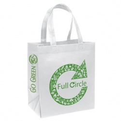Gusseted Eco Economy Tote