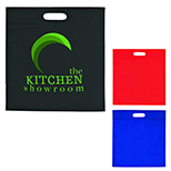 Large Heat Sealed Coated Non-Woven Tote
