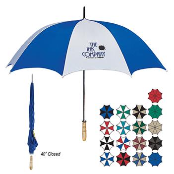 "60"" Arc Golf Umbrella - Outdoor Sports Survival"