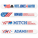 Election Emery Boards