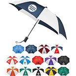 42 Slim Auto Folding Umbrella