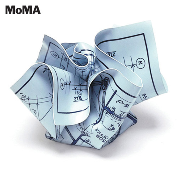 MoMA the Museum of Modern Art Architect Paperweight - Awards Motivation Gifts