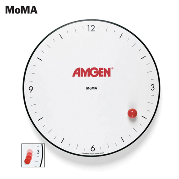 MoMA The Museum of Modern Art Tmesphere Clock - Awards Motivation Gifts