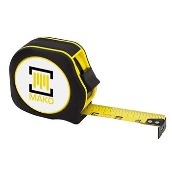 Rubberized 25 Ft. Tape Measure - Tools Knives Flashlights