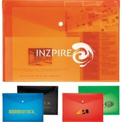 Polypropylene Document Envelope