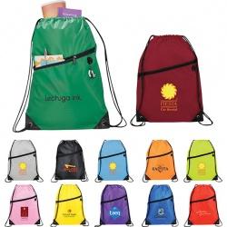 The Daisy Drawstring Backpack