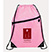 The Daisy Drawstring Backpack - Bags