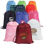 420D Nylon Drawstring Shoulder Bag