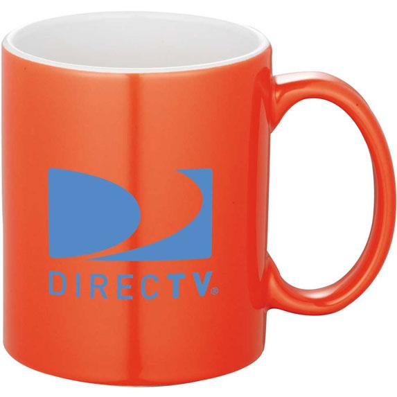 11 oz. Ceramic Mug - Spirit - Mugs Drinkware