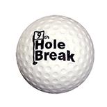 I'd Rather Be Golfing Stress Ball