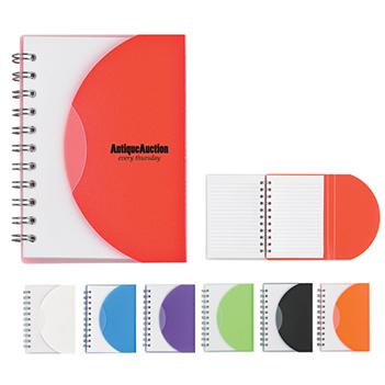 Lunar Spiral Notebook - Padfolios, Journals & Jotters