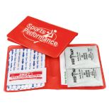 First Aid Wallet