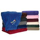 Totable Micro-Plush Blanket