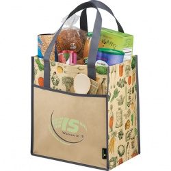 Giant Green Grocery Tote