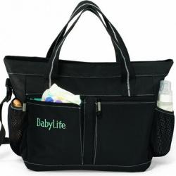 Deluxe Diaper Bag Kit w/ Diaper Pad