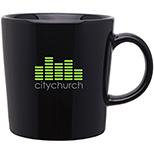 14 Oz Coffee Shop Mug