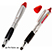 Mcgyver Medium Point Pen, Highlighter and Stylus Combo - Pens Pencils Markers