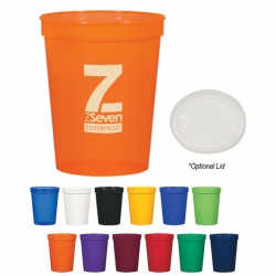 16 oz. Budget Stadium Cup