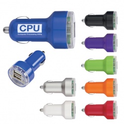 Dual Port USB Car Charger