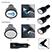 Light-Up Dual USB Car Charger - Tools Knives Flashlights