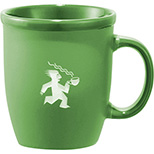 Ceramic Cafe Latte Mug