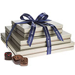 Triple Decker Custom Chocolate Gift Set