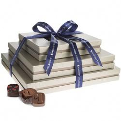 Triple Decker Custom Chocolate Gift Set