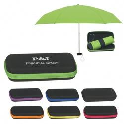 Color Coordinated Umbrella & Case