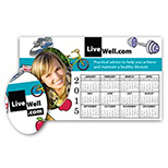 Magnetic Promotional Picture Frame Calendar