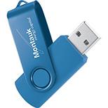 2 GB Rogers' Rotating USB Drive