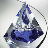King Tut Glass Award