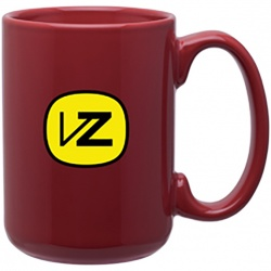 Glamorous Glossy Ceramic Mug
