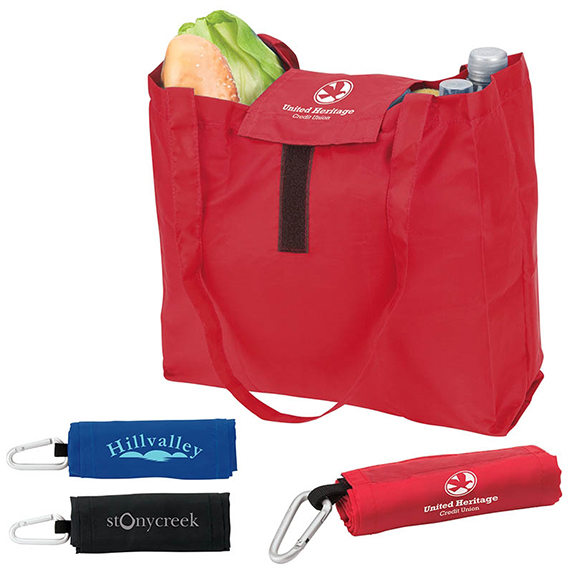 Flip Flap Folding Tote - Bags