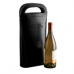 Double Wine Bottle Carrying Tote
