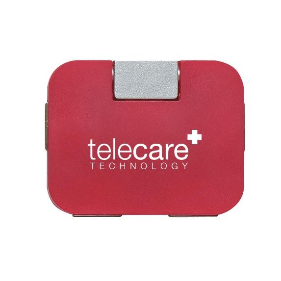 Four Port USB Hub & Charger - Technology