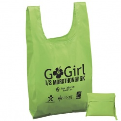 Fold Up Grocery Tote