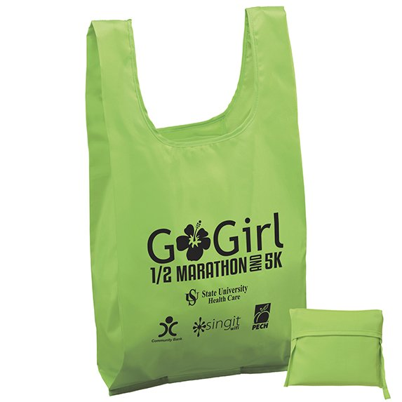 Fold Up Grocery Tote - Bags
